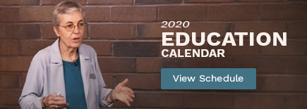 2020 Education Calendar
