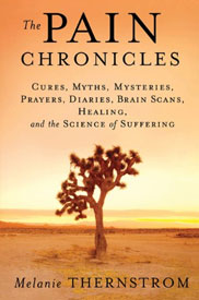 The Pain Chronicles Cures, Myths, Mysteries, Prayers, Diaries, Brain Scans, Healing, and the Science of Suffering by Melanie Thernstrom