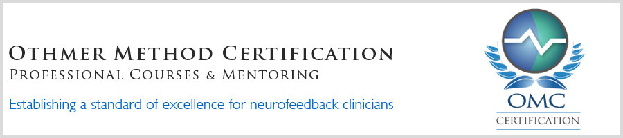 OMC Neurofeedback Certification